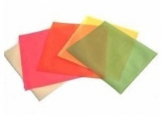 Соевая бумага оранжевая