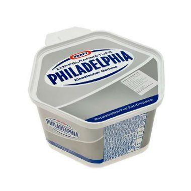 Сир вершковий Філадельфія 1,650 кг