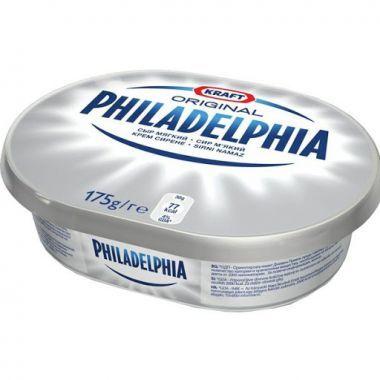 Сир вершковий Філадельфія 175 г