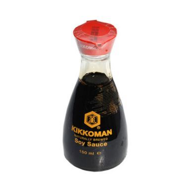 Соус соєвий «Kikkoman» диспенсер, 150мл (США)