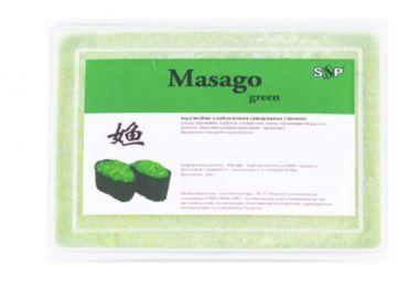 Ікра Масаго зелена 500 г
