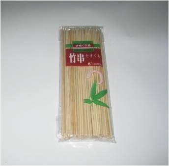 Бамбуковый шампур 18 см 1 уп / 100 шт