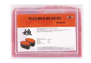 Ікра летючої риби Тобікко червона 100 г